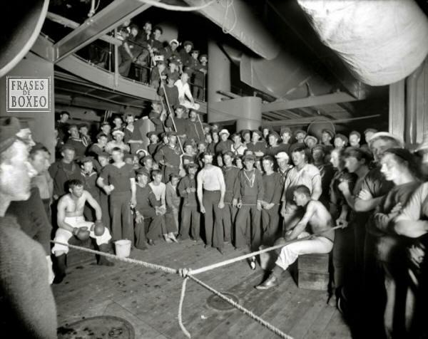 1897 - Ring de boxeo en Oregon (2)