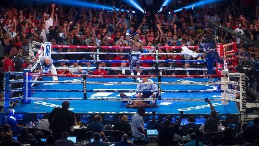 Terence Crawford es el nuevo campeón mundial unificado peso súper ligero