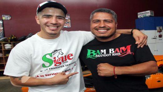Robert Garcia opina sobre el combate entre Danny Garcia y Brandon Rios