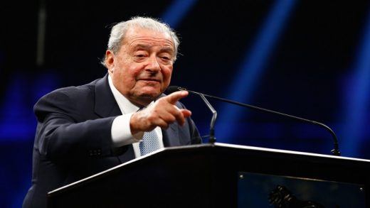 BOB ARUM CON DESEO DE UN CRAWFORD VS. SPENCE JR