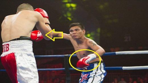 El boxeador más torpe del mundo