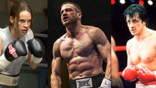 Las mejores 10 películas de boxeo