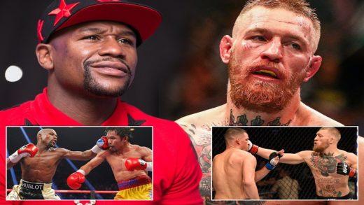 Se dieron a conocer las condiciones del combate entre Mayweather McGregor