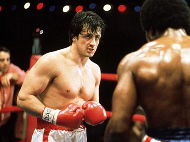 Rocky Balboa vs Apollo Creed