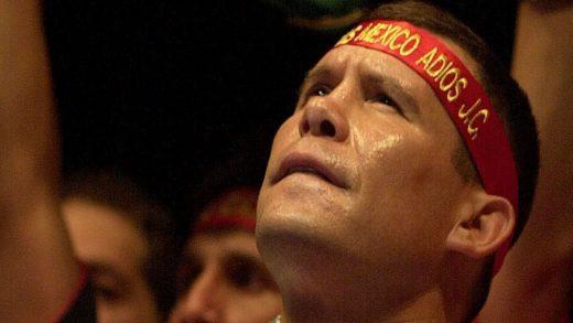 Gracias a Dios que existen los mexicanos en el boxeo