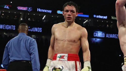 Reconocido y polémico boxeador levanta la mano para enfrentar a Julio Cesar Chávez Jr