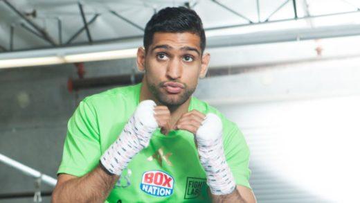 """""""Tengo par de años en el mundo del boxeo todavía"""": Amir Khan"""