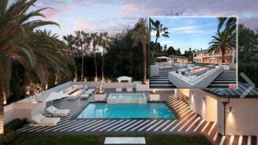 Entramos en la nueva casa de Beverly Hills de Floyd Mayweather