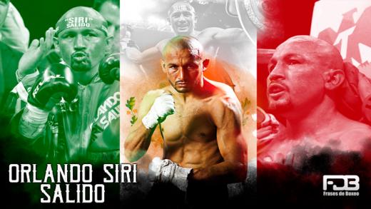 Orlando Salido, el hunde barcos del boxeo…