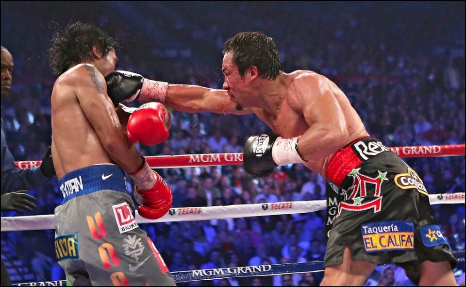 Juan Manuel Márquez vs Manny Pacquiao