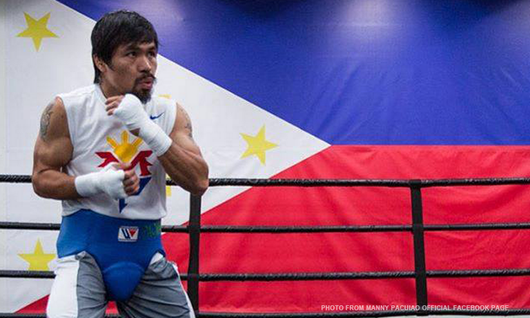 Manny Pacquiao (Top Rank)