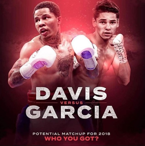 Ryan García insiste en pelear con Gervonta Davis y ya encontró una respuesta a sus retos