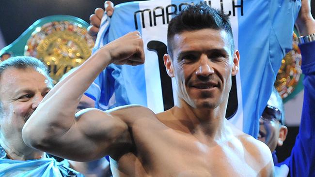 Sergio 'Maravilla' Martinez