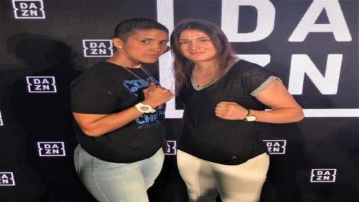CINDY SERRANO VS KATIE TAYLOR ¡OFICIAL!