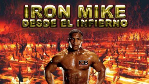 90 SEGUNDOS DE DIVERSIÓN PARA MIKE TYSON