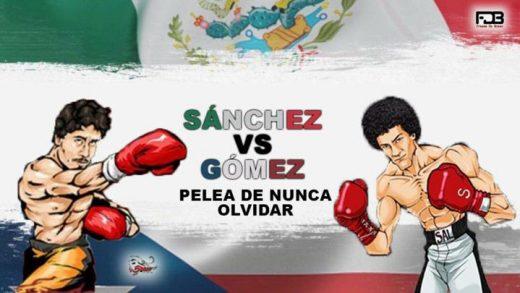 SÁNCHEZ VS GÓMEZ: SIMPLEMENTE MÉXICO VS PUERTO RICO