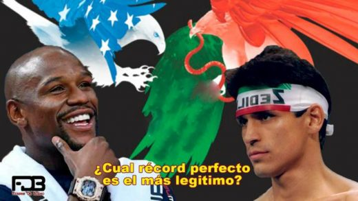 'FINITO LÓPEZ VS FLOYD MAYWEATHER ¿CON CUAL TE QUEDAS?