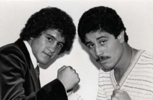 Salvador Sánchez & Wilfredo Gómez