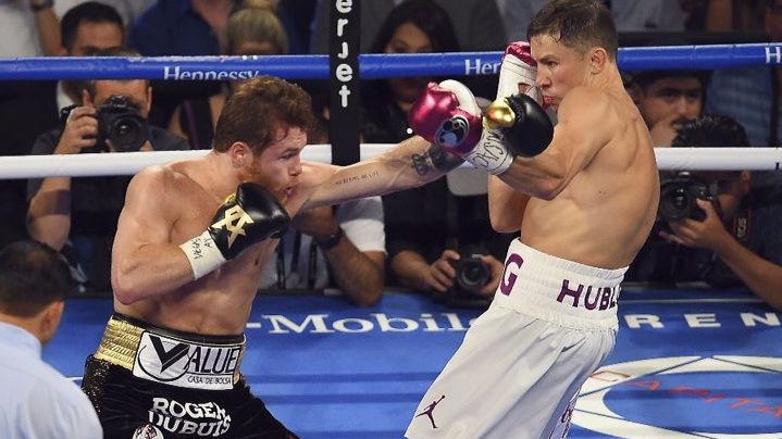 Canelo Álvarez vs Gennady Golovkin II (HBO Boxing)