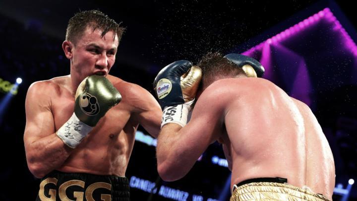 Gennady GOlovkin vs Canelo Álvarez