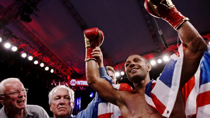 Kell Brook (Showtime Boxing)
