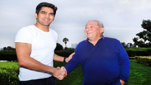 TOP RANK FIRMA A VIJENDER SINGH