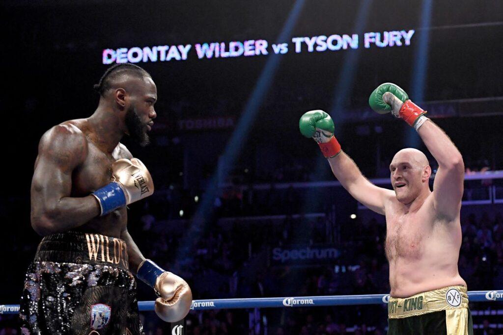 Deontay Wilder & Tyson Fury