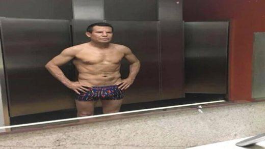 JULIO CÉSAR CHÁVEZ EN FORMA COMO PARA REGRESAR AL RING