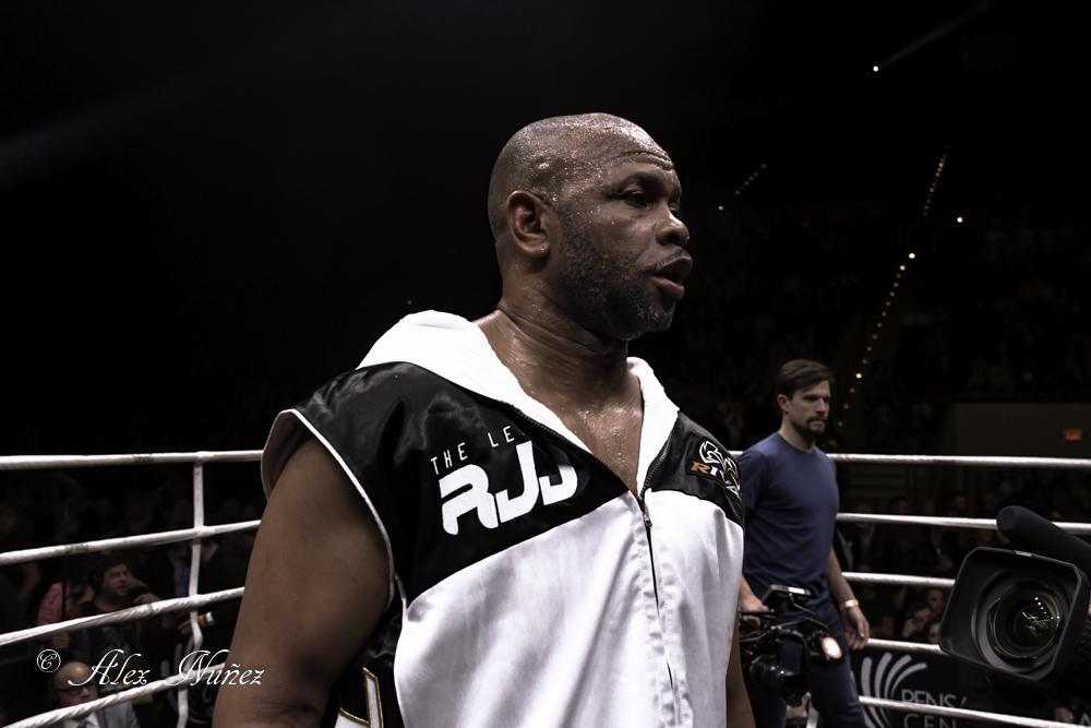 Roy Jones Jr (Foto: Alex Nuñez)