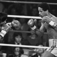 Roberto Durán (Left) vs Wilfredo Benitez (Right) (Google)