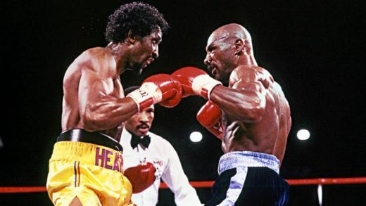 'LA GUERRA' ENTRE MARVIN HAGLER Y THOMAS HEARNS