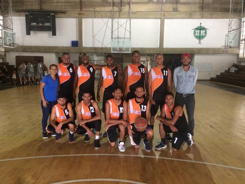 Equipo categoría libre masculino TAKTA Sports Venezuela (Foto Cortesía Anthony Gallardo)