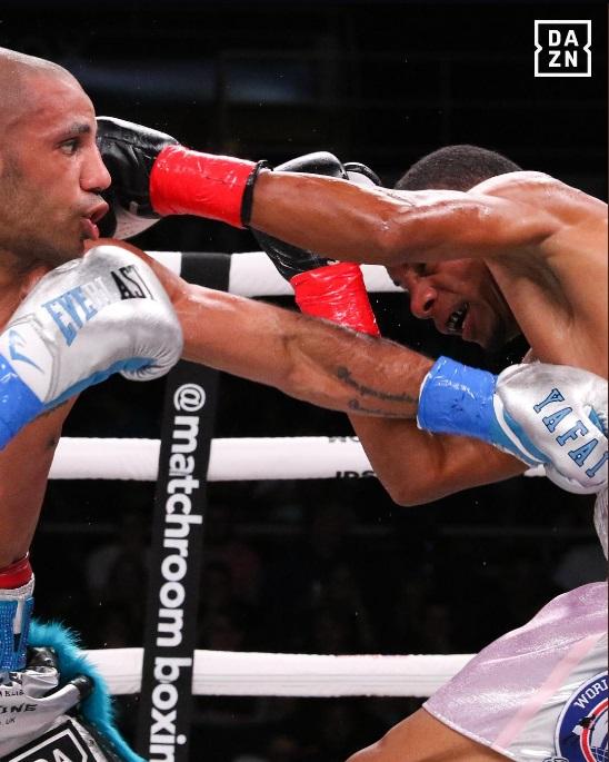 Khalid Yafai derrota a 'Meneito' Jiménez
