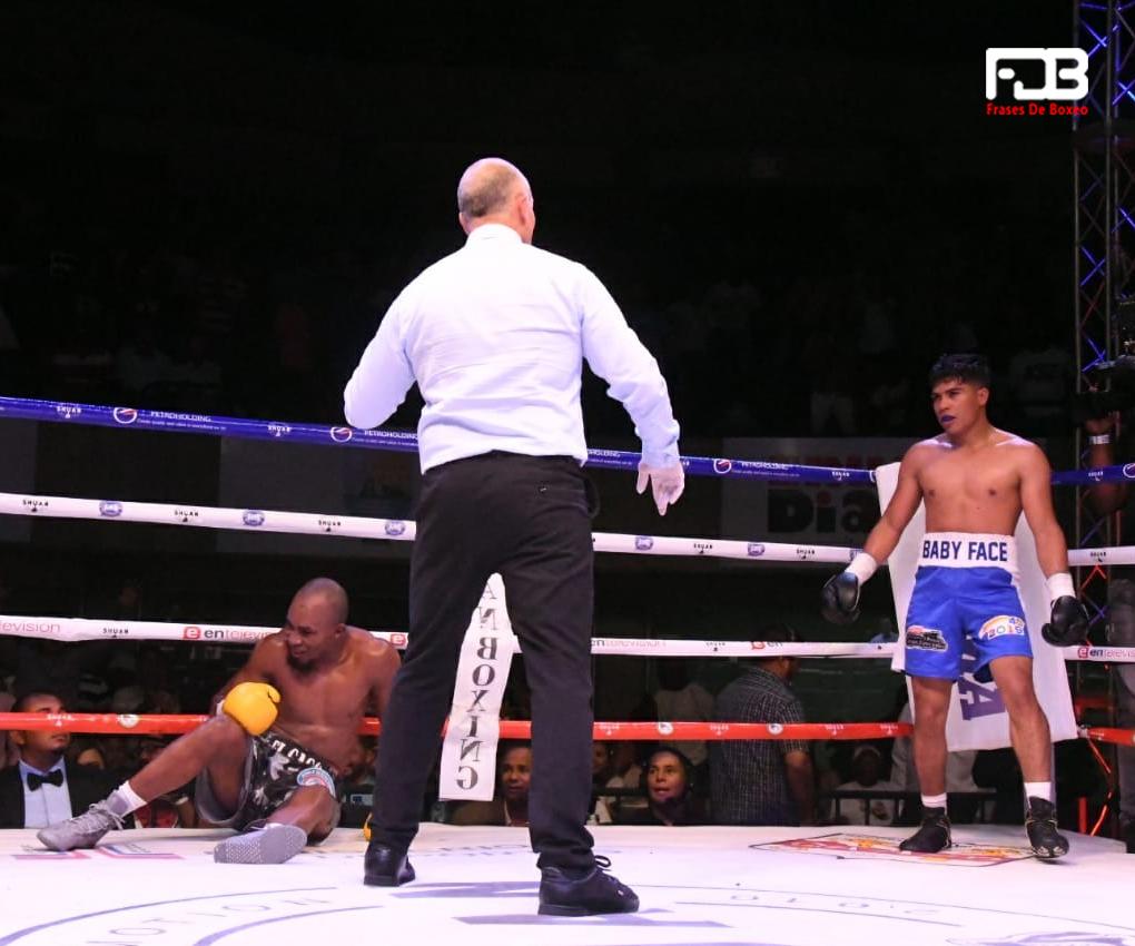 Giovanni Gutiérrez derrotó a Encarnación
