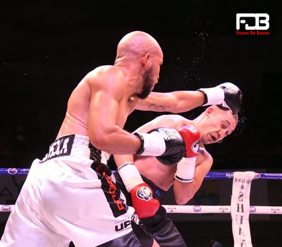 Héctor García derrotó decisión dividida a Anvar Yunusov