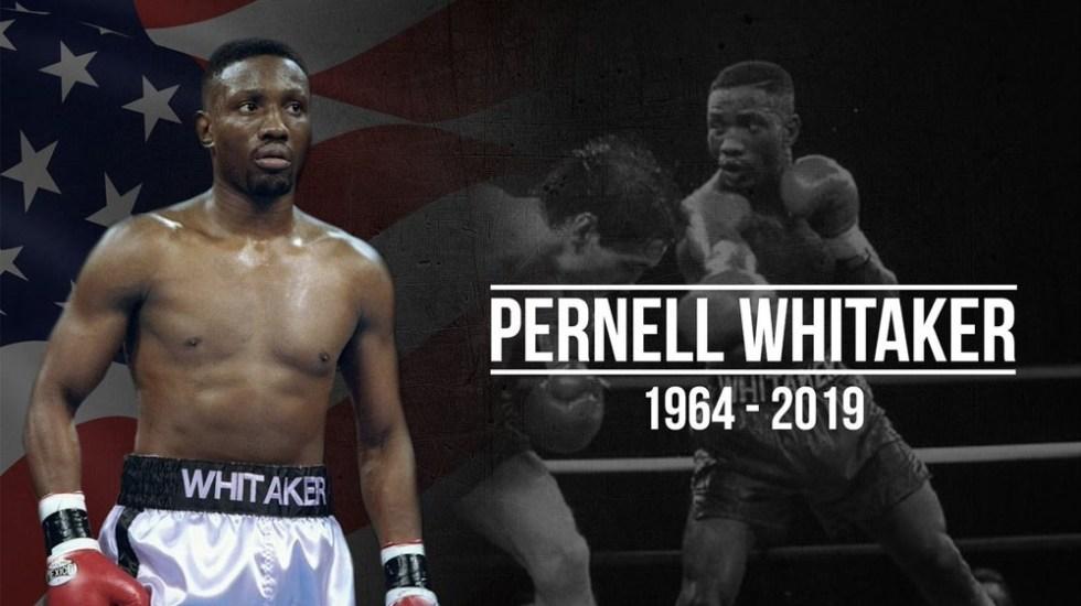 Pernell Whitaker (Foto Cortesía)