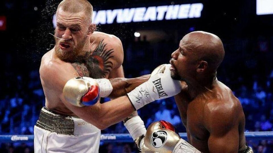 Mayweather vs McGregor (Showtime Boxing)