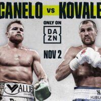 Canelo vs Kovalev (DAZN)
