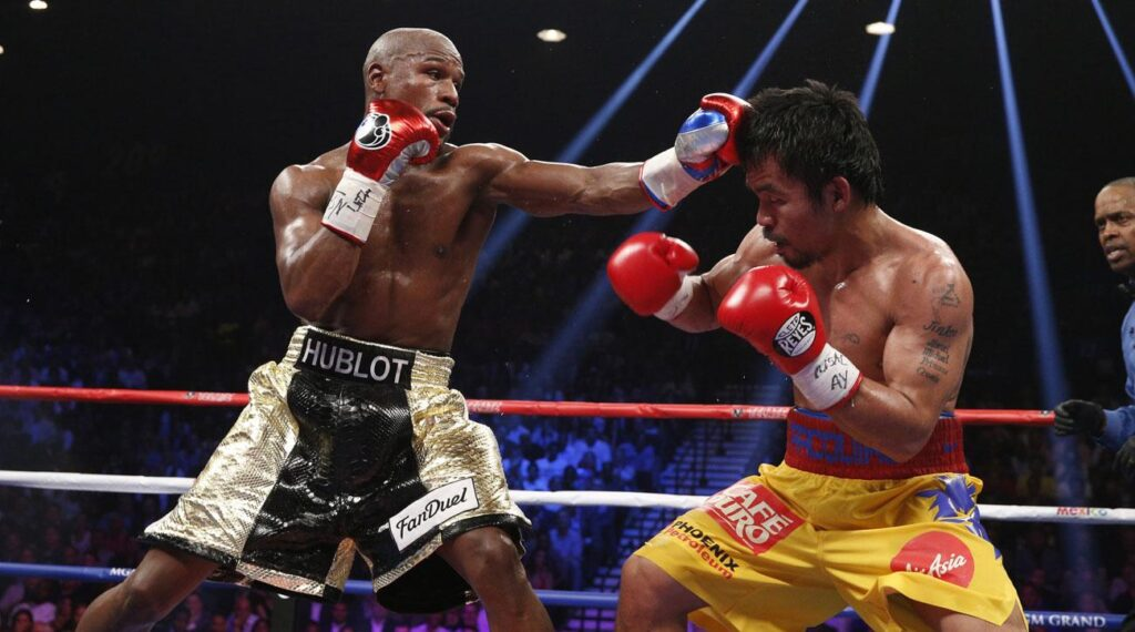 Floyd Mayweather & Manny Pacquiao (Showtime Boxing)