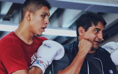 Jaime Munguia & Erik Morales (Foto Archivo)