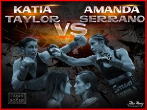 Katie Taylor vs Amanda Serrano