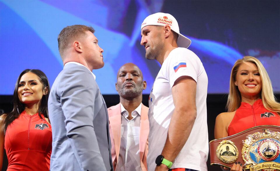 Canelo Álvarez & Sergey Kovalev (DAZN)
