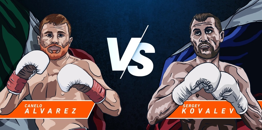 Canelo vs Kovalev (Foto Cortesía)