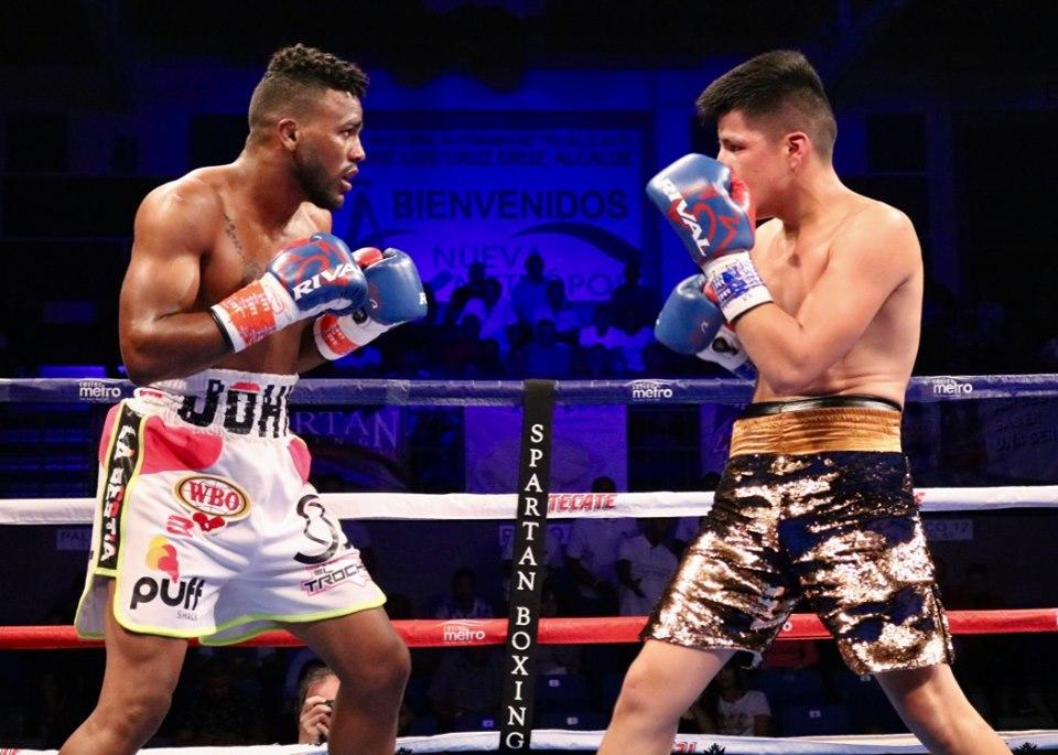 John Correa & Edgardo Velazquez (Fotos: Marcos Mejias Ortiz/PRBBP)
