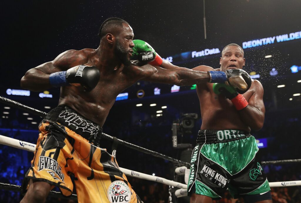 Deontay Wilder & Luis Ortiz (Showtime Boxing)