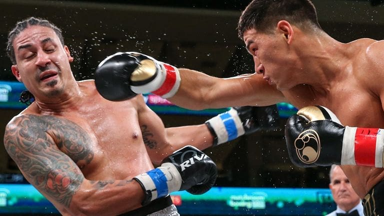Dmitry Bivol vs Lenín Castillo