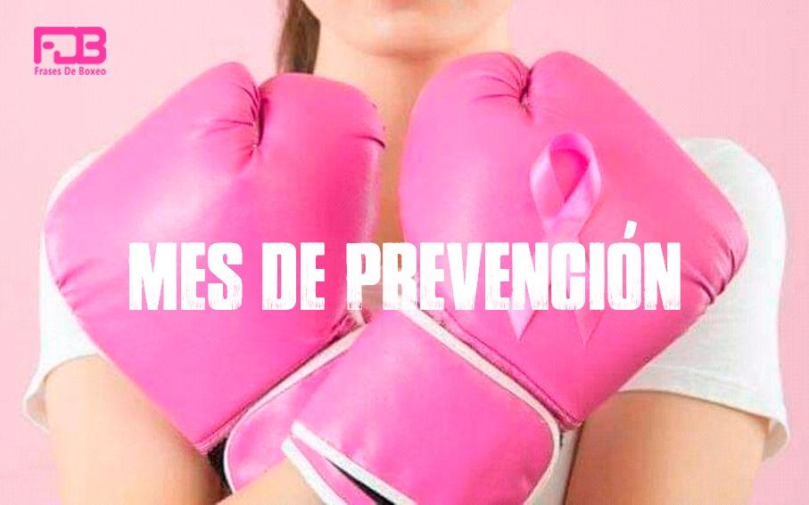 Mes de Prevención