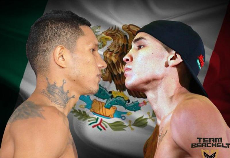 Miguel Berchelt & Oscar Valdez (Foto cortesía Team Berchelt)