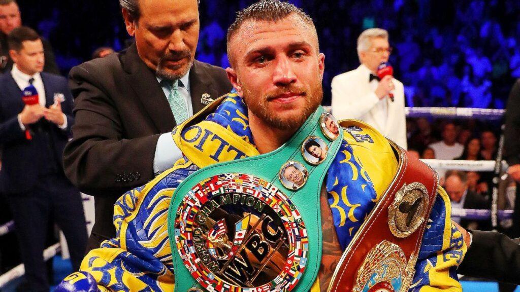 Vasyl Lomachenko (WBC)