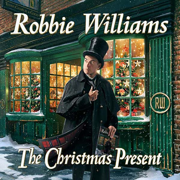 robbie-williams-the-christmas-present (Photo by @robbiewilliams)